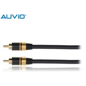 AUVIO RCA Digital Coaxial 1.8m Cable
