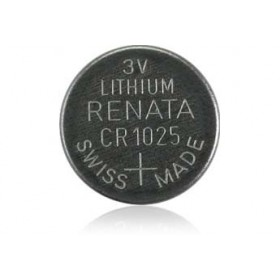 Enercell® CR1025 3V/30mAh Lith Button Cell Batt