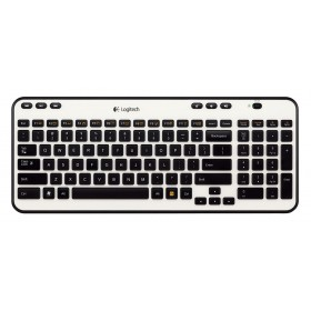 Logitech K360 Wireless Ivory Keyboard