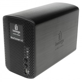 IOMEGA STORCENTER 2TB Network HDD Storage
