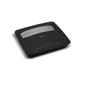 LINKSYS X3500 Dual-Band Wireless Router with ADSL2 + Modem and USB