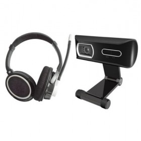OMEGA VOIP CAM+ HEADSET