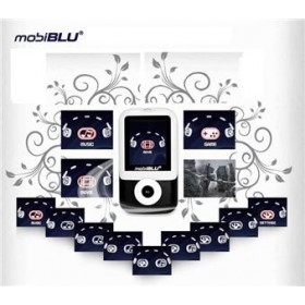 Mobiblu 4GB BM24/4GB MP3 PLAYER