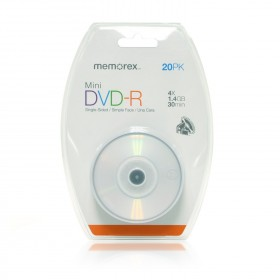 Memorex 20 MINI DVD-R