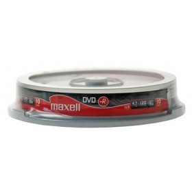 MAXELL 4,7GB 16X DVD-R