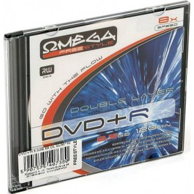 FREESTYLE DOUBLE LAYER 8,5GB DVD+R