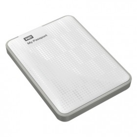 Western Digital USB3 - 500 G WHITE HARD DRIVE