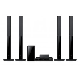 SAMSUNG 5.1 3D BLU-RAY HOME ENTERTAINMENT SYSTEM