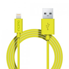 Incipio 3.3-Ft. Lightning Charge/Sync Cable (Yellow)
