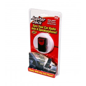 JUPITER JACK JJACK-MC12 cell Phone/Car Speakerphone Converter