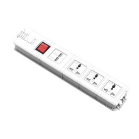 Radioshack TZ-11214  3 OUTLET POWER STRIP OVERLOAD PROTECTION WITH USB