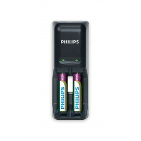 Philips SCB1240NB/12 MultiLife Battery charger + 2 AAA