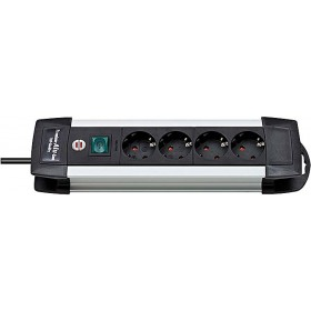BRENNENSTUHL 1391000014 4SOCKETS 1.8M POWER STRIP 1391000014