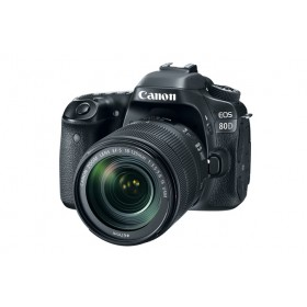 CANON EOS 80D 18-135MM + 8GB + SOFT BAG