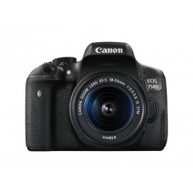 Canon EOS 750D 24.2MP,18-55mm IS STM,WiFI