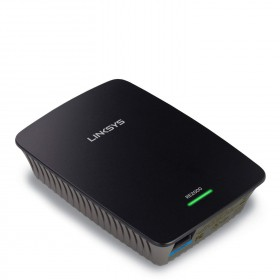 LINKSYS WIRELESS RANGE EXTENDER N600 DUAL BAND RE2000-EE