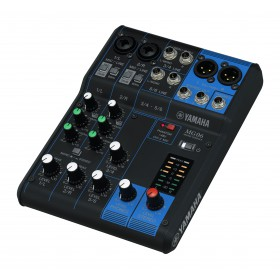 YAMAHA MIXER MODEL MG06