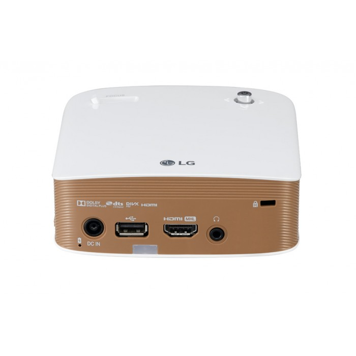 Buy From Radioshack online in Egypt LG PH150G Projector with
