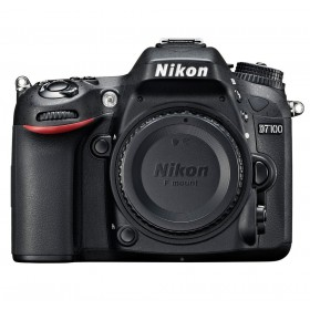 Nikon D7100 24.1 MP DX-Format CMOS Digital SLR with 18-140mm f/3.5-5.6G ED VR AF-S DX NIKKOR Zoom Lens, 3 Inch, LITH, BLK