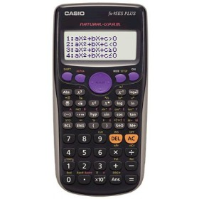 Casio FX-95ES Plus PRACTICAL CALCULATOR
