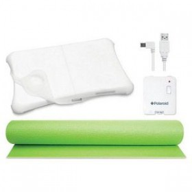 POLAROID PGWI235 WII FIT EXERCISE PACK (MATT+CHARGER+Sili)