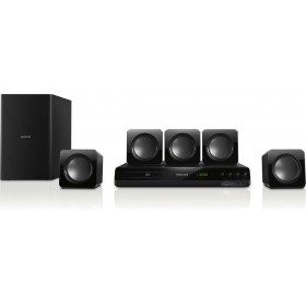Philips HTD3509/98 Home theater 5.1 DVD HDMI ARC and USB, 300W