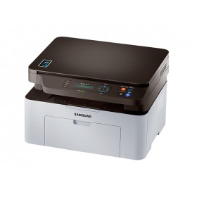 Samsung SL-M2070W/XSG Wi-Fi, WPS, NFC, Black and White Multifunction Printer (20 ppm), 3x1 PRINT,COPY,SCAN