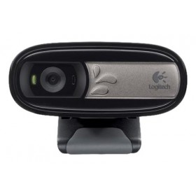 Logitech 960-001066 HD Webcam C170-USB-EWR2-BLACK