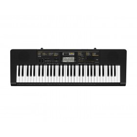 Casio CTK-2400  61- Key Portable Keyboard+Adaptor