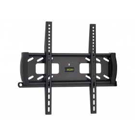 MonoPrice 10472 Fixed TV Wall Mount for Most 32 inch - 55 inch Flat Panels w/ Anti-Theft Feature, UL Certified