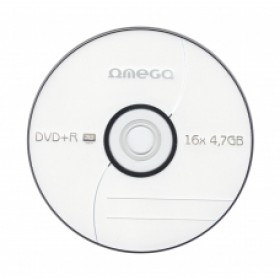 Omega OMD16S+ DVD+R 4,7GB 16X, 1 Pack Slim