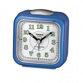 CASIO TQ-157-2D ANALOG CLOCK, BLUE