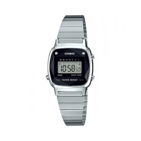 CASIO LA670WAD-1DF+K FEMALE WATCH