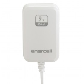 Enercell 273-355  9VDC/ 800mA AC Adapter