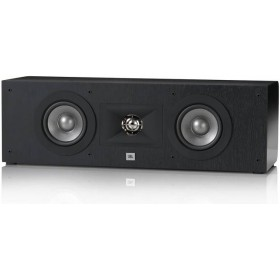 JBL STUDIO225CBK 2.5-way Dual 4 Inch Center Channel Loudspeaker