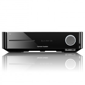 Harman Kardon BDS 570BQ/230-B2 5.1-channel, 325-watt, 3D Blu-ray Disc™ receiver with USB port and HDMI inputs