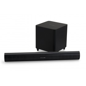 Harman Kardon SB 26/230 2 x 30-watts Advanced Soundbar with Bluetooth and 100 W powered wireless subwoofer
