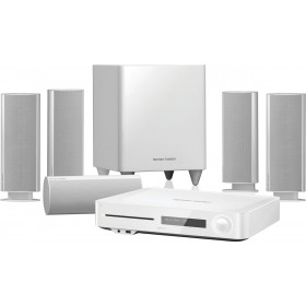 Harman Kardon BDS 780W/230-B2 Home Theater 5.1-channel, 525-watt, 3D Blu-ray Disc™ System with AirPlay, NFC and Bluetooth® technology