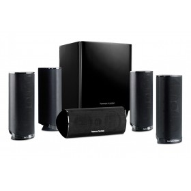 Harman Kardon HKTS 16BQ 5.1 Channel vivid, realistic Home Theater Speaker