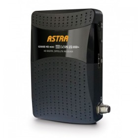 ASTRA 12500E HD MINI RECEIVER