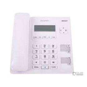 ALCATEL T56 PHONE WITH CALLER ID WHT