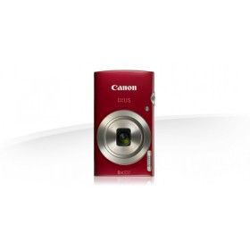Canon Ixus 175 20mp 8x Zoom Compact Digital Camera - Red