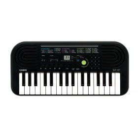 CASIO SA-47AH2 KEYBOARD 32 mini-size keys +ADPTOR - ONLINE