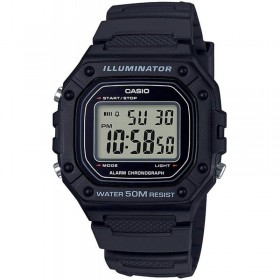 CASIO W-218H-1AVDF DIGITAL CLOCK - ONLINE