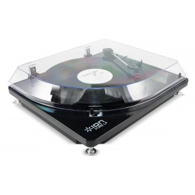 ION 35025 Pure LP USB Conversion Turntable for Mac & - White
