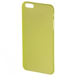 Hama 00135140 Ultra Slim Cover for Apple iPhone 6 Plus, yellow