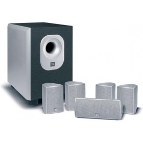 JBL SCS140BK/230 5.1 SURROUND SOUND SPEAKER SYSTEM