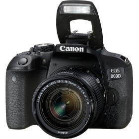 CANON EOS 800D 18-55 IS STM Lens + SOFT BAG