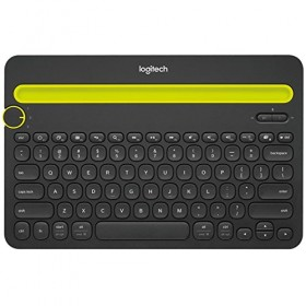 LOGITECH 920-006342 KEYBOARD BLUTOOTH K480, BLACK