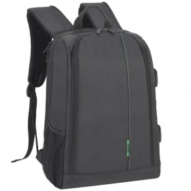 RIVA 7490 SLR BACKPACK, BLACK